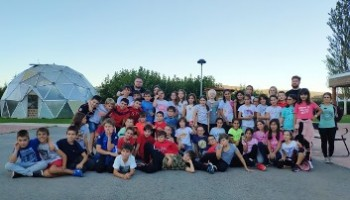 2019-5º Primaria - This is not an English class